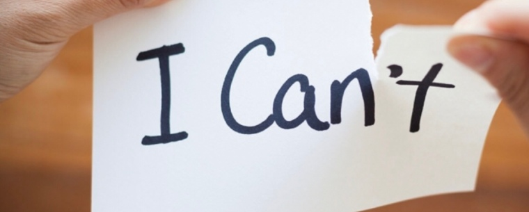 Is a lack of confidence sabotaging your dreams? – HELEN MARTIN BLOG