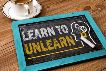 Learn to unlearn